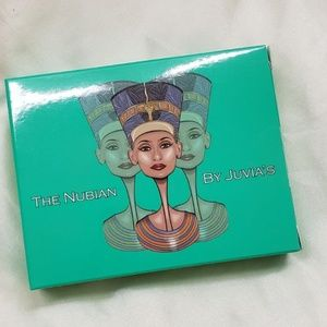 Other - The Nubian By Juvia's Eyeshadow